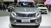 2015 Mitsubishi Triton front at the 2014 Thailand International Motor Expo