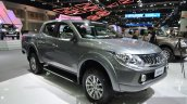 2015 Mitsubishi Triton front three quarters at the 2014 Thailand International Motor Expo