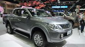 2015 Mitsubishi Triton front three quarters left at the 2014 Thailand International Motor Expo