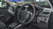 2015 Mitsubishi Triton interior at the 2014 Thailand International Motor Expo