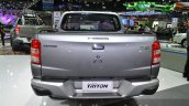 2015 Mitsubishi Triton rear at the 2014 Thailand International Motor Expo