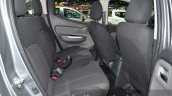 2015 Mitsubishi Triton rear seat at the 2014 Thailand International Motor Expo