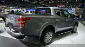 2015 Mitsubishi Triton rear three quarters at the 2014 Thailand International Motor Expo