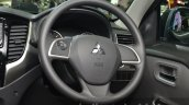 2015 Mitsubishi Triton steering wheel at the 2014 Thailand International Motor Expo