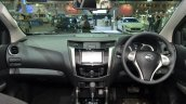 2015 Nissan Navara dashboard at the 2014 Thailand International Motor Expo