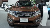 2015 Nissan Navara front at the 2014 Thailand International Motor Expo
