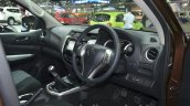 2015 Nissan Navara interior at the 2014 Thailand International Motor Expo