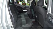 2015 Nissan Navara rear seat at the 2014 Thailand International Motor Expo
