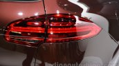2015 Porsche Cayenne Facelift taillight at the 2014 Guangzhou Auto Show