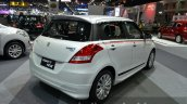 2015 Suzuki Swift RX rear three quarters at the 2014 Thailand International Motor Expo