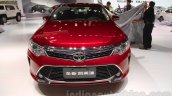 2015 Toyota Camry facelift front at the Guangzhou Auto Show 2014