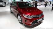 2015 Toyota Camry facelift front quarters at the Guangzhou Auto Show 2014