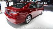 2015 Toyota Camry facelift rear quarters at the Guangzhou Auto Show 2014