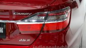 2015 Toyota Camry facelift taillight at the Guangzhou Auto Show 2014