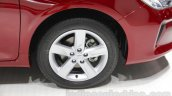 2015 Toyota Camry facelift wheel at the Guangzhou Auto Show 2014