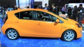 2015 Toyota Prius c side at the 2014 Los Angeles Motor Show