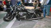 2015 Triumph Thunderbird Night Storm side at EICMA 2014