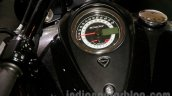 2015 Triumph Thunderbird Night Storm speedo at EICMA 2014