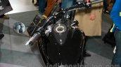 2015 Triumph Thunderbird Night Storm tank design at EICMA 2014