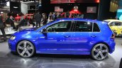 2015 VW Golf R 2015 VW Golf R side at the 2014 Los Angeles Auto Showside at the 2014 Los Angeles Auto Show