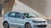 2015 VW Polo BlueMotion press image