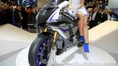 2015 Yamaha YZF-R1 M front three quarter at EICMA 2014 (2)