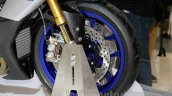 2015 Yamaha YZF-R1 M front wheel at EICMA 2014