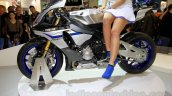2015 Yamaha YZF-R1 M profile at EICMA 2014