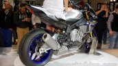 2015 Yamaha YZF-R1 M rear right three quarter at EICMA 2014