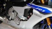 2015 Yamaha YZF-R1 engine at EICMA 2014