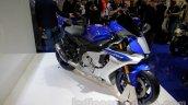2015 Yamaha YZF-R1 front right three quarter at EICMA 2014