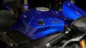 2015 Yamaha YZF-R1 fuel tank at EICMA 2014