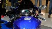 2015 Yamaha YZF-R1 instrument panel at EICMA 2014