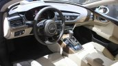 2016 Audi A7 dashboard at the 2014 Los Angeles Auto Show
