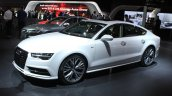 2016 Audi A7 front three quarters at the 2014 Los Angeles Auto Show