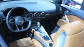 2016 Audi TT Roadster dashboard at the Los Angeles Auto Show 2014