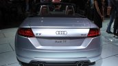 2016 Audi TT Roadster rear at the Los Angeles Auto Show 2014
