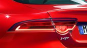 2016 Jaguar XF rendering taillight