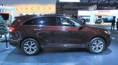 2016 Kia Sorento profile at the 2014 Los Angeles Auto Show