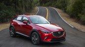 2016 Mazda CX-3 front quarters
