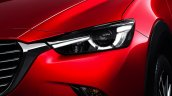 2016 Mazda CX-3 headlight