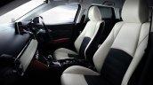 2016 Mazda CX-3 seats