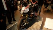Aprilia Tuono V4 1100 RR front three quarter at EICMA 2014