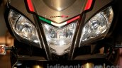 Aprilia Tuono V4 1100 RR headlamps at EICMA 2014