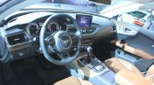 Audi A7 Sportback h-tron dashboard at the 2014 Los Angeles Auto Show