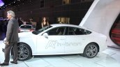 Audi A7 Sportback h-tron side at the 2014 Los Angeles Auto Show