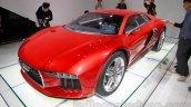 Audi Nanuk Concept front quarter at 2014 Guangzhou Auto Show