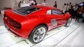 Audi Nanuk Concept rear angle at 2014 Guangzhou Auto Show