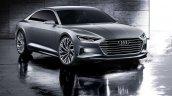 Audi Prologue Concept front quarters