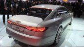 Audi Prologue Concept rear three quarters at the 2014 Los Angeles Auto Show